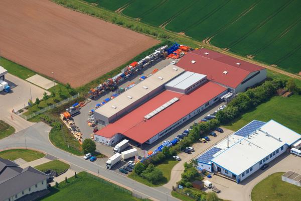 Bucher Municipal Gmeiner GmbH Firmengelände